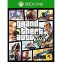Grand Theft Auto V Gta V Xbox One Físico Nuevo Sellado