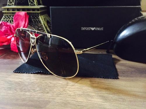 ac2e89afd7 Lentes Versace Giorgio Armani Unisex Moda Gafas De Sol