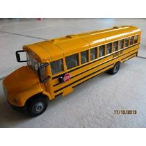 Autobus Escolar Marca Siku Escala 1:55