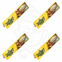 4-pack De Papel De Rolar (sábanas) Juicy Jay´s Sabor Piña