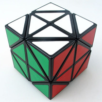 Cubo Rubik Z Helicopter Speed Cube Lubricado