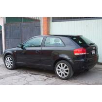 Audi A3 Fsi 2.0l Piel Q/c R17