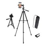 Tripie Soporte Celular Camara Base Universal Foto Video 360