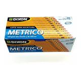 Lapiz Metrico Caja Con 100 Pz