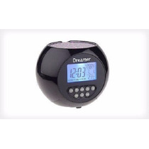 Reloj Despertador Con Proyector Iluminado Dreamer