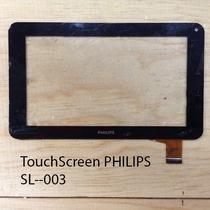 Touch Reemplazo Para Tableta Philips Pi2000 Sl--003