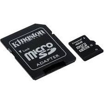 La Mas Barata Memoria Micro Sd Clase 4 C/adaptador 4gb