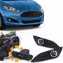 Kit Faros Niebla Fiesta 2014 2015 2016 Ford Switch & Arnes