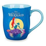 Taza Mug Sirenita Ariel Original Disney Store Nueva Ceramica
