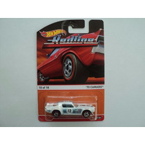 Hot Wheels Heritage Red Line Camaro 70