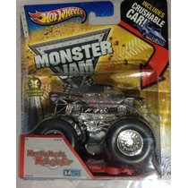 2 Hot Wheels Monster Jam X-rays