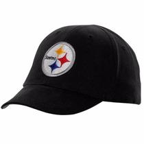 Gorra Acereros Steelers Para Niño De 2-6 Años Nfl Nf575