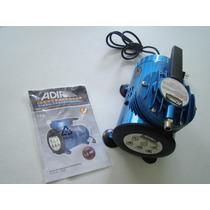 Mini Compresor Portátil Adir 1/2 Hp - Aerógrafo Profesional