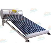 Calentador Solar 145 Litros. Sin Subir Tinaco. Meses Sin Int