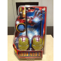 Walkie Talkie De Iron Man Totalmente Nuevos Y Sellados