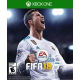 Fifa 18 Xbox One Nuevo Y Sellado