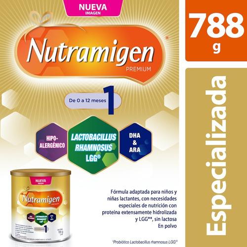 Fórmula Infantil Enfamil Nutramigen 0-12 Meses, Lata De 788