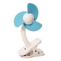 Dreambaby Cochecito Ventilador Blanco / Azul