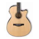 Ibanez Aeg8e-nt Guitarra Electroacústica Natural