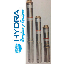 Bomba Sumergible Tipo Lapicero Para Agua Limpia 1 1/2 Hp