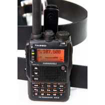Radio Yaesu Vx-8dr Quad-band Submersible Vhf/uhf Amateur Rad