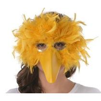 Máscara Zucker Plumas Productos Pluma De Turquía Big Bird