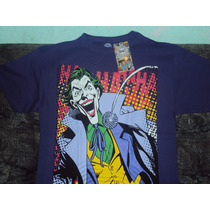 Playeras Originales Dc Comics Batman Superman Joker Linterna