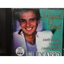 Miguel Bosé: Morir De Amor. 2002. Cd Seminuevo !!!