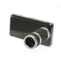 Paquete 4+1 Accesorios Iphone 4g Telescopio + Soporte Bici +