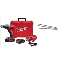 Kit Taladro + Rotomartillo Inalámbrico M 18 Milwaukee