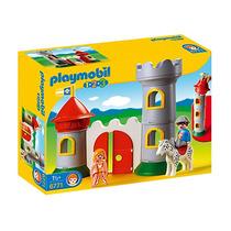 Playmobil 6771. Mi Primer Castillo 1.2.3. Playmotiendita