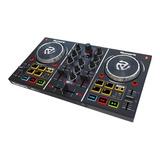 Mezcladora Dj Party Mix Numark Beginner Envío Gratis!!!
