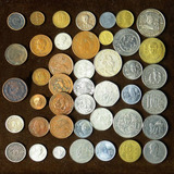 Lote De 50 Monedas Mexicanas Diferentes Incluye Variedades