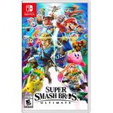 Super Smash Bros. Ultimate Para Switch Start Games A Meses