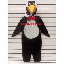 Disfraz De Pinguino Disfrazces Para Primavera Infantiles
