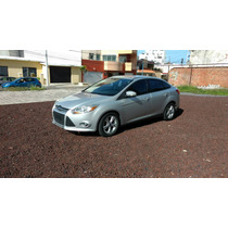 Ford Focus Focus Sedan Automatico Electrico Se 2013