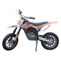 Scooter Moto Cross Niño Motocross Mototec Electrico 24 Volts