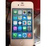 Iphone 4 Blanco 16gb Telcel