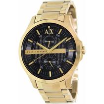 Relojes Armani Exchange Para Caballero 100% Originales