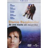 Eterno Resplandor De Una Mente Sin Recuerdos Pelicula Dvd