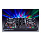 Party Mix Numark Con Luces Controlador Dj Y Licencia