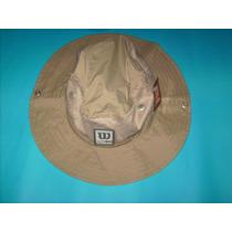Sombrero Tipo Cazador/pescador, Nuevo, Marca Wilson