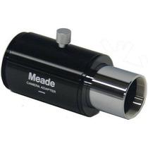 Meade 07356 Slr Adaptador De 1,25 Pulgadas Básica De La Cáma
