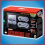 Super Nintendo Mini Classic + 21 Juegos | Promocion $3799!