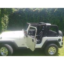 Jeep Wrangler Toldo Duro 2 Pzas