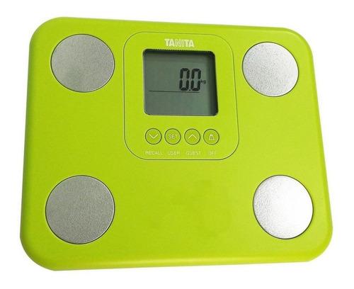 Báscula Digital Tanita Bc-730f Verde