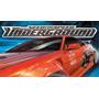 Need For Speed Underground 1 Y 2 +nfs Most Wanted-pc Digital