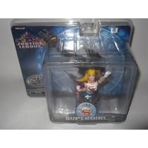 Supergirl Figura Superchica Superman Liga De La Justicia