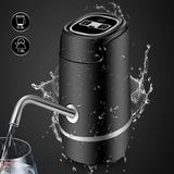 Dispensador De Agua Eléctrico Recargable Con Carga Usb
