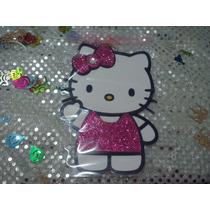 16 Invitaciones Hello Kitty